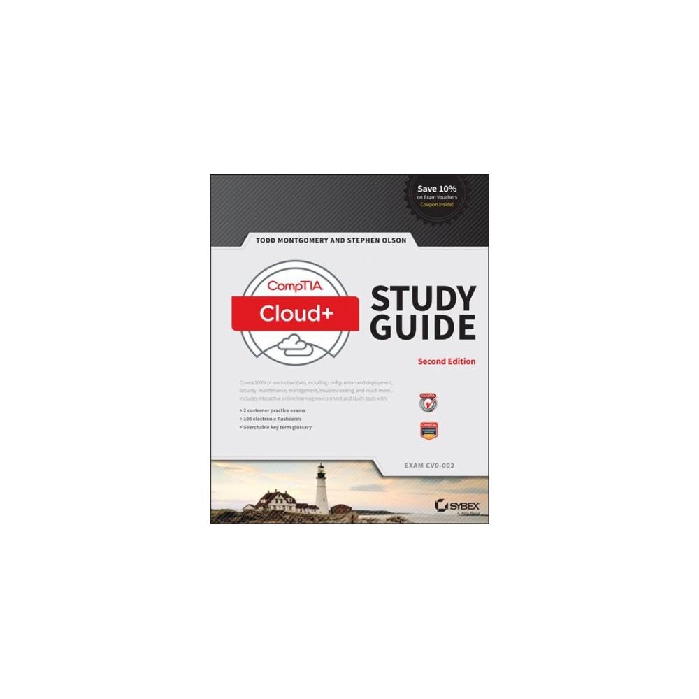 Comptia Cloud Certification Study Guide Comptia Cloud Study Guide Exam Cv0 002 Paperback Todd