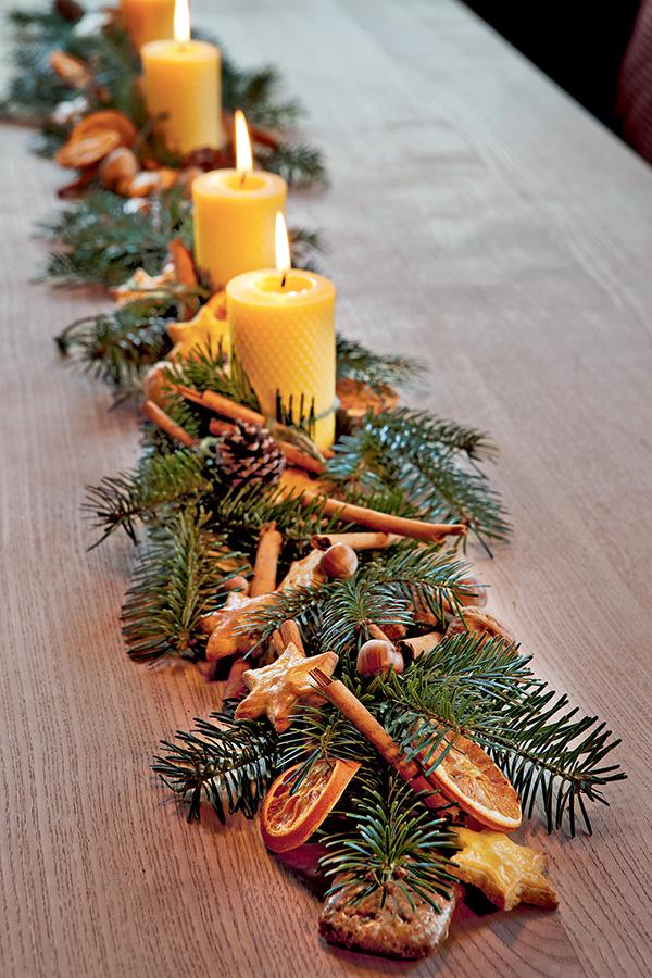 Déco de Noël : 3 idées à faire avec des oranges sé