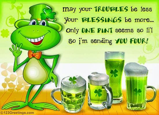 Irish Jokes Irish Toast Irish Blessings Irish Prayers More