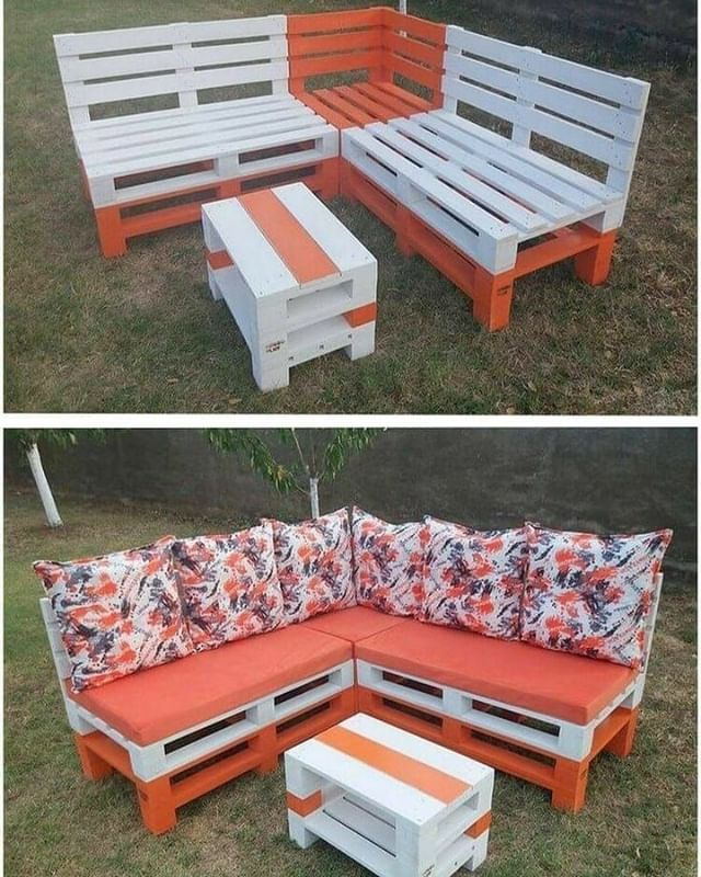Professional Woodworking Projects Pallet Furniture Outdoor