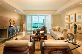 diseño sala moderna elegante