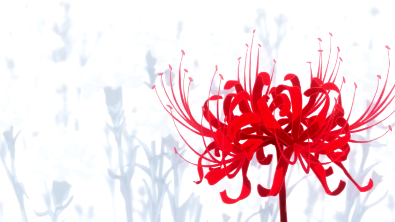 Tokyo Ghoul 2014 In 2020 Tokyo Ghoul Flower Red Spider Lily Lilies Drawing