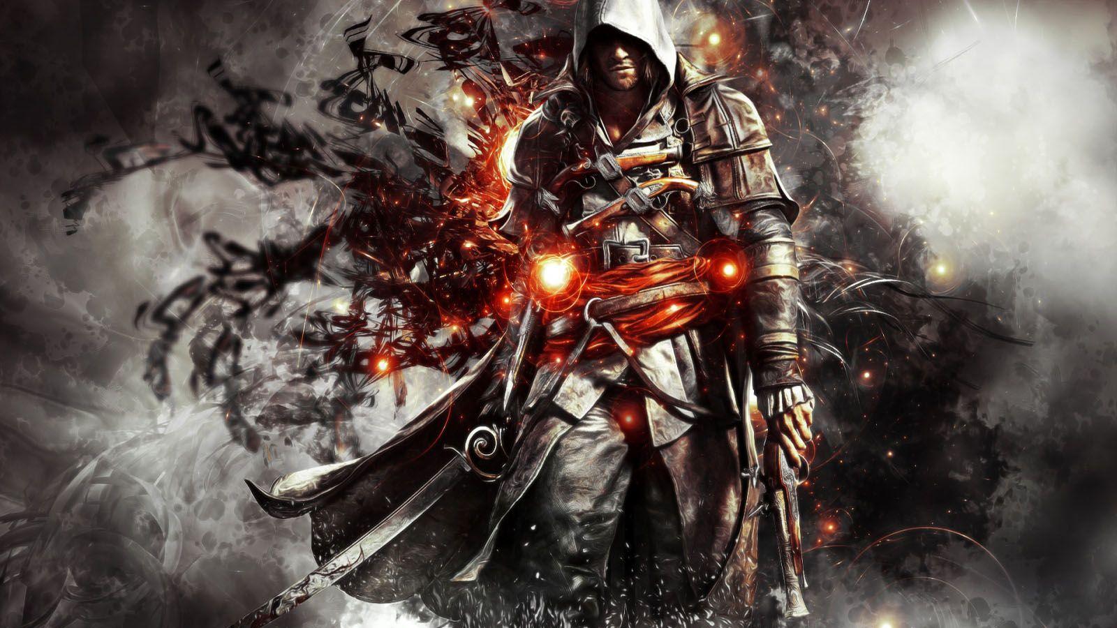 Assasins Creed 4 Hd Wallpaper Assassine