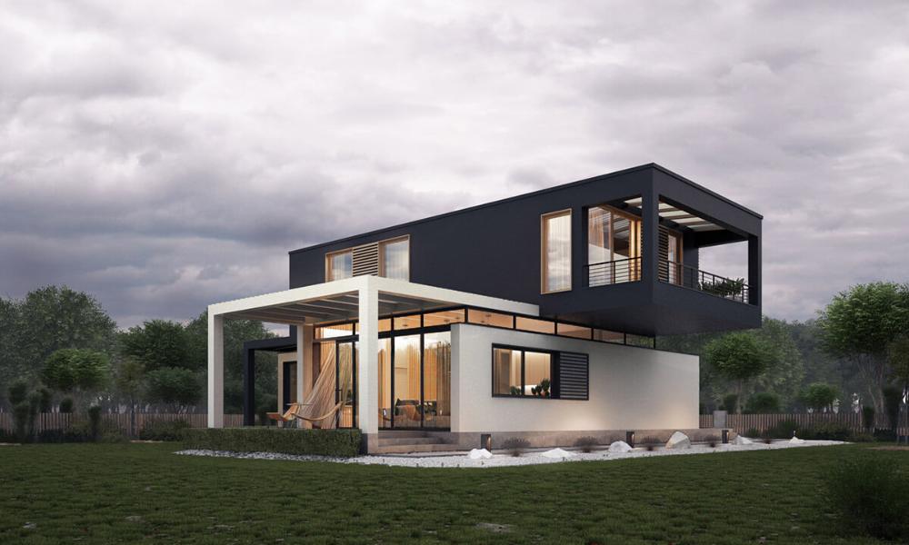 Best Of Scandinavian Exterior Designs Of The House En 2020 Casas Casas De Campo Fachadas