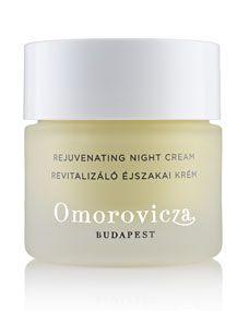 Rejuvenating Night Cream ($230....I wish)