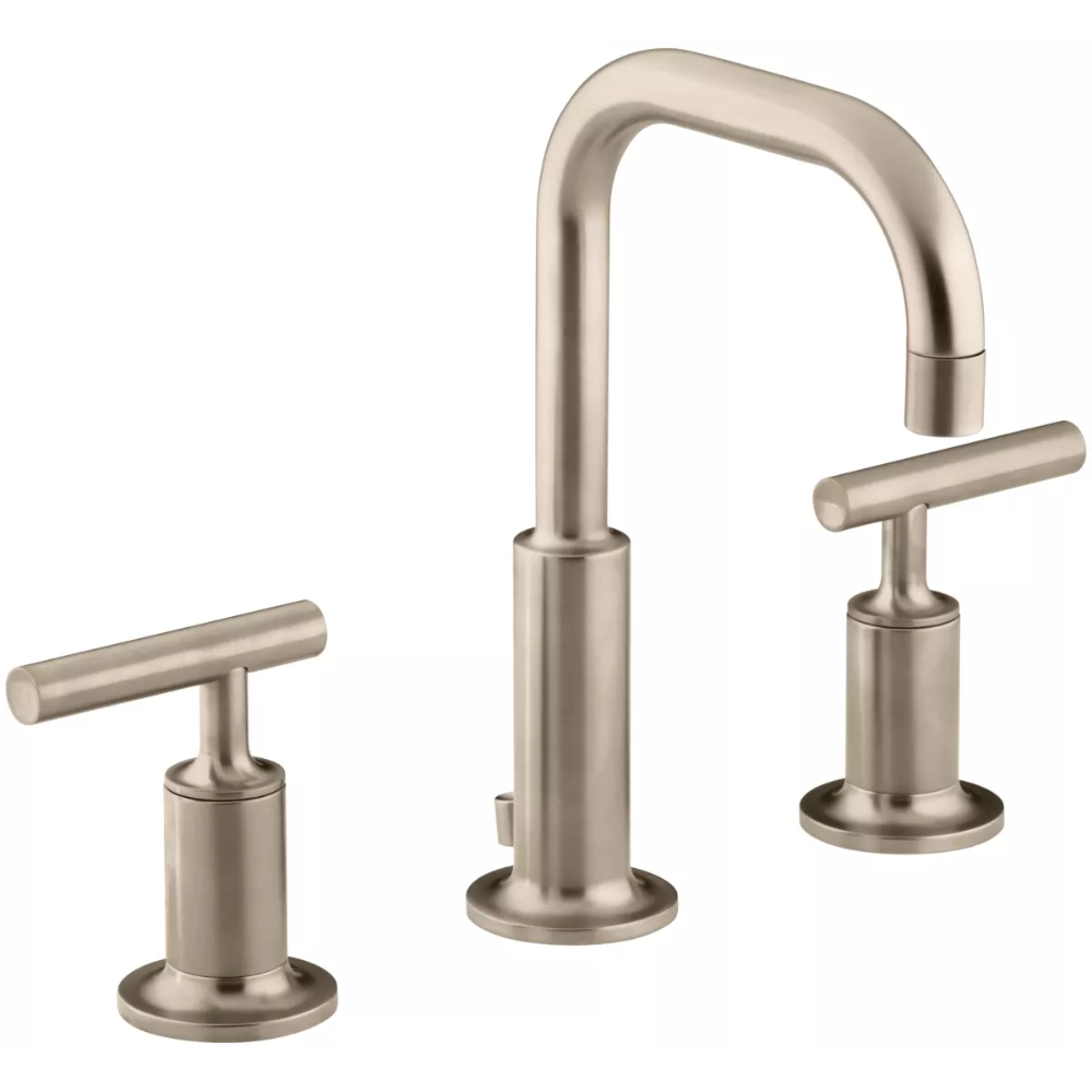 Kohler K 14406 4 In 2020 Widespread Bathroom Faucet Sink