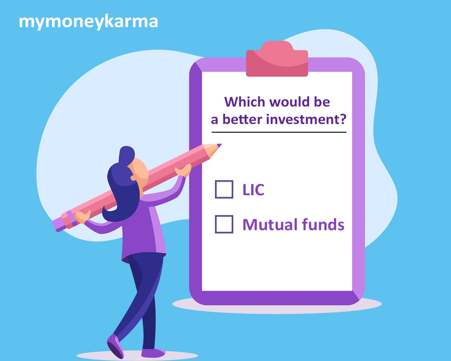 Life Insurance Vs Mutual Funds Which Is Better Insurance