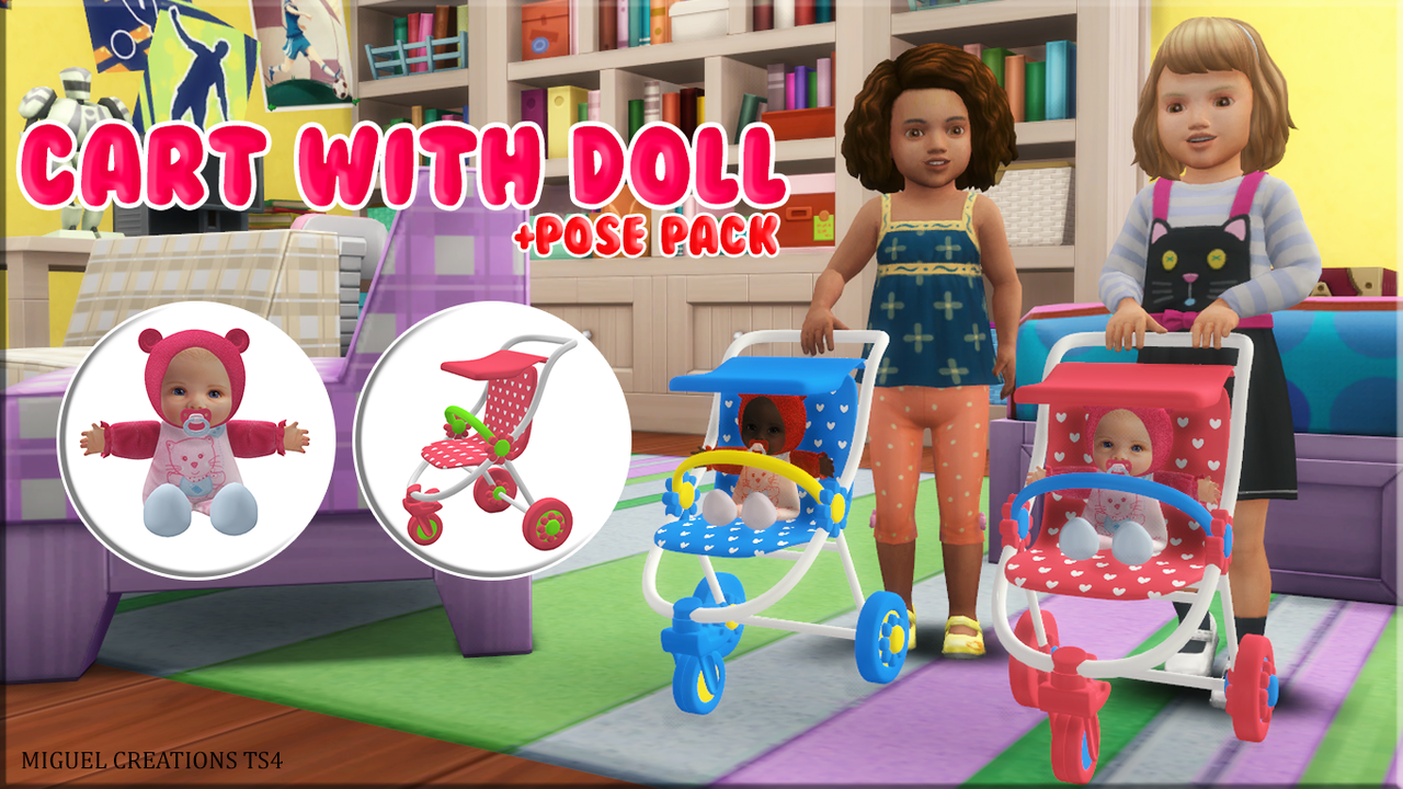 Lana Cc Finds Victorrmiguell Cart With Doll Sims 4 Toddler Sims 4 Sims Baby Lana cc finds posted after four days that they would delete sssvitlans.tumblr.com if they. pinterest