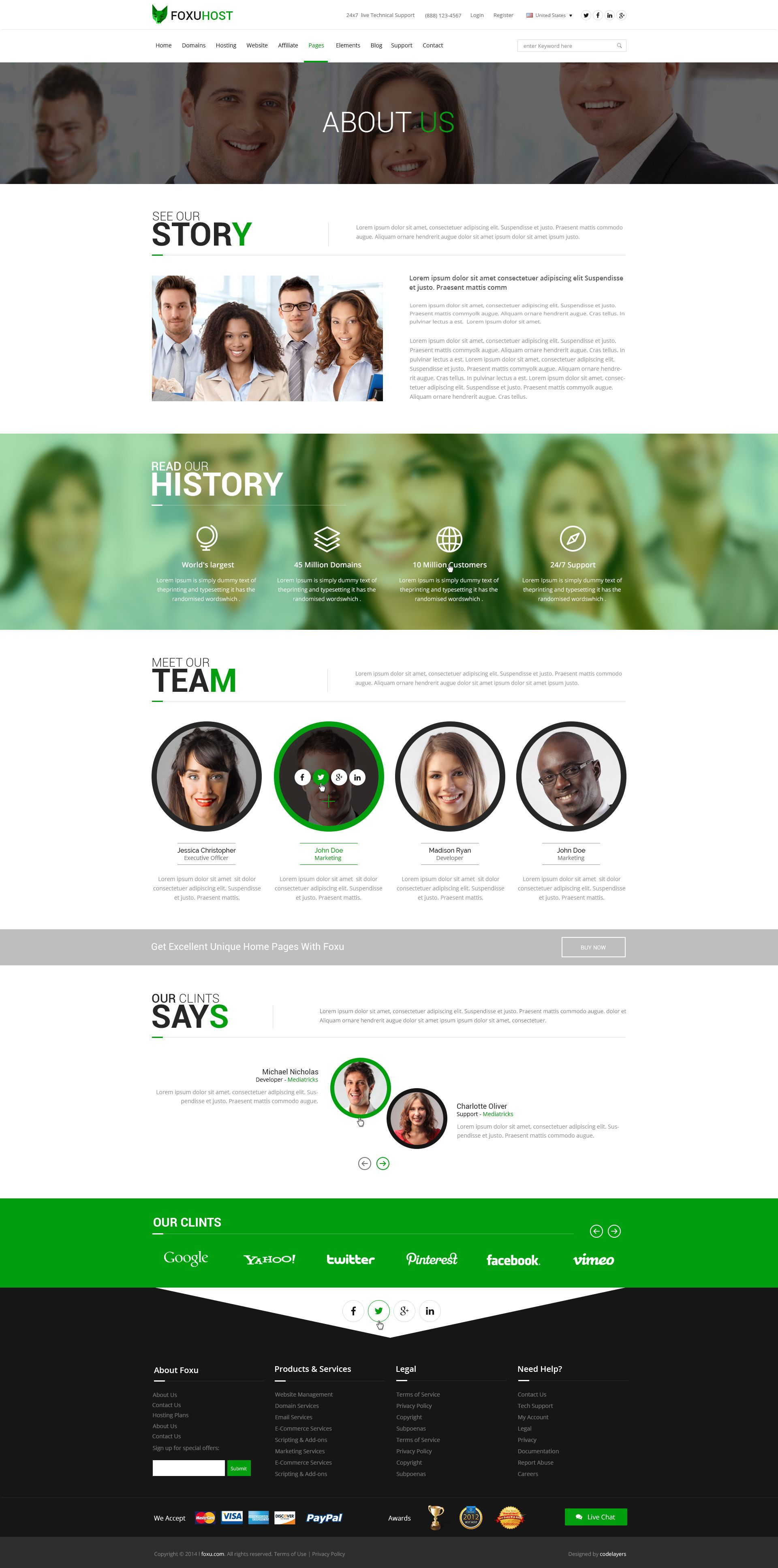 Foxuhost hosting business template hosting foxuhost foxuhost hosting business template hosting foxuhost template fbccfo Choice Image