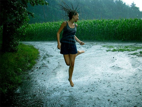 20 Inspirational Images of a Rainy Day