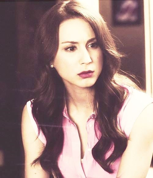 stocking cap weave hairstyles : Best ideas about Spencer Hastings Hair on Pinterest Spencer hastings ...