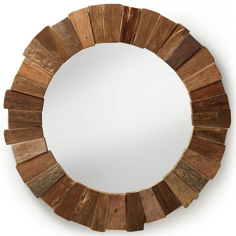 espejos de madera buscar con google - Espejos De Madera