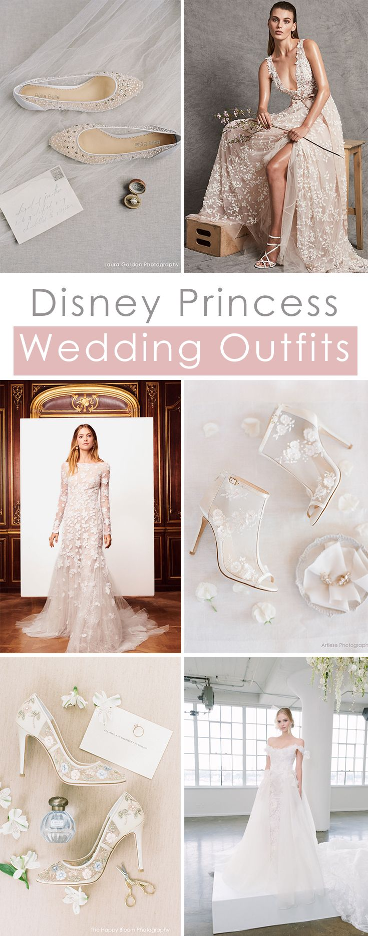 Here\'s How You Can Achieve Your Dream Disney Princess Wedding ...