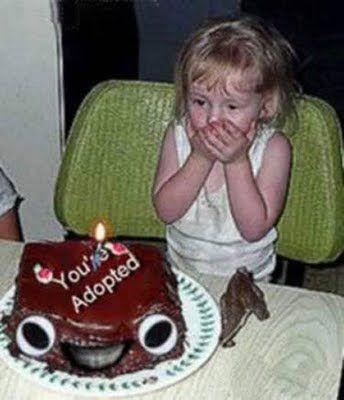 Weird Birthday Photos 4