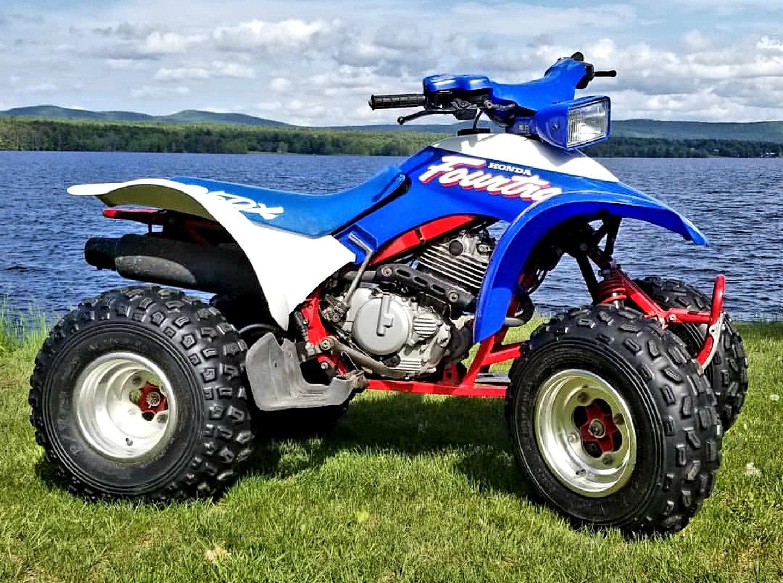 1991 Honda Trx250x Fourtrax