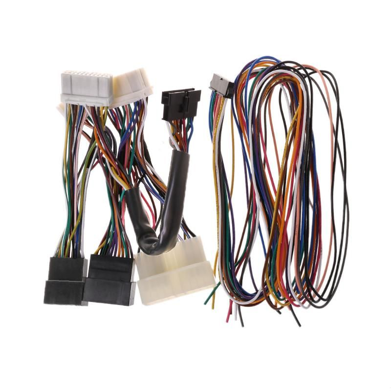 Car Obd0 To Obd1 Ecu Conversion Jumper Wire Wiring Harness For
