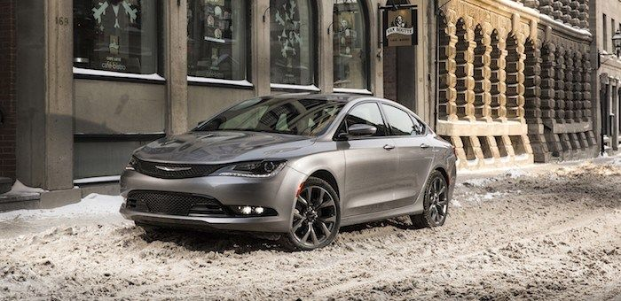 2020 Chrysler 200 S Awd Review Specs And Price Rumor Dengan Gambar