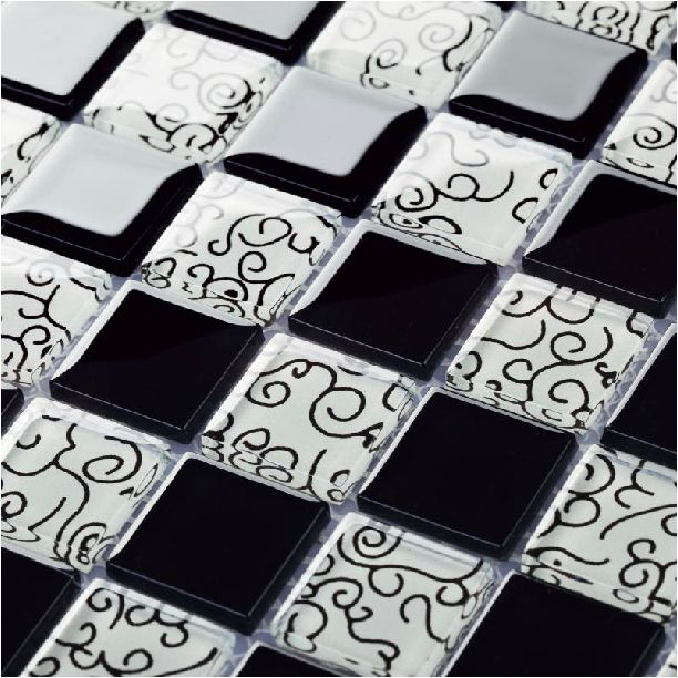 wholesale mosaic tiles uk black glass mosaic tiles uk absolute