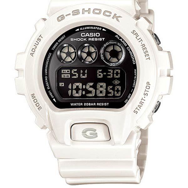 g-shock DW-6900NB-7ER white  c3b6869807