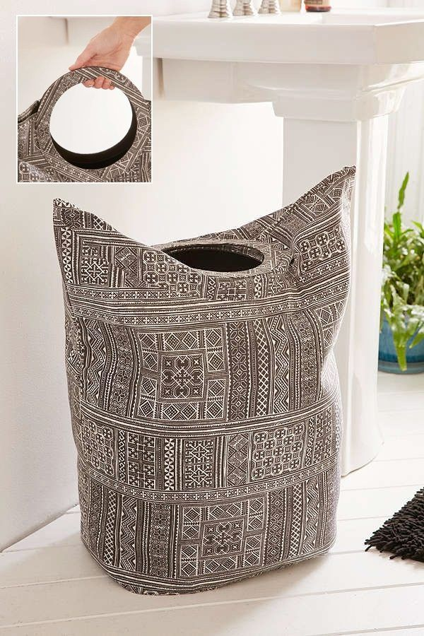 50 Unique Laundry Bags Baskets To Fit Any Theme Laundry Hamper Laundry Basket Unique Home Decor