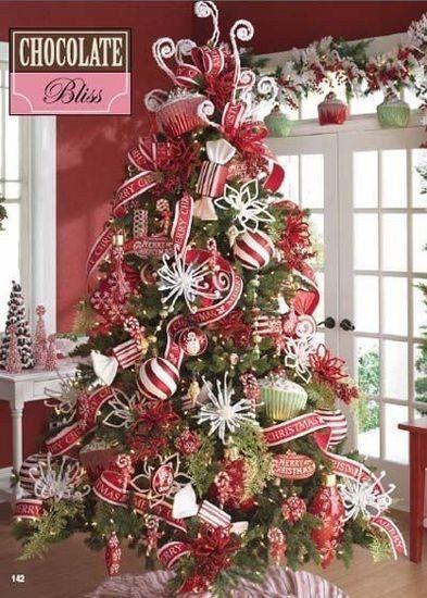 Choosing A Christmas Tree Theme Christmas tree, Holidays and