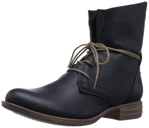 Wanted Shoes Women's Leroy Ankle Boot,Black,8 M US Wanted Shoes,http