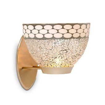 Partylite Champagne Glow Sconce Partylite Champagne Glow Quality Candles