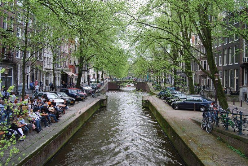 Nieuwmarkt, la plaza más bella de Holanda