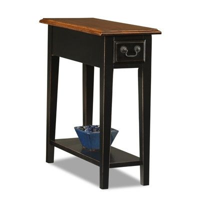 Wilfredo End Table with Storage Chair side table, End