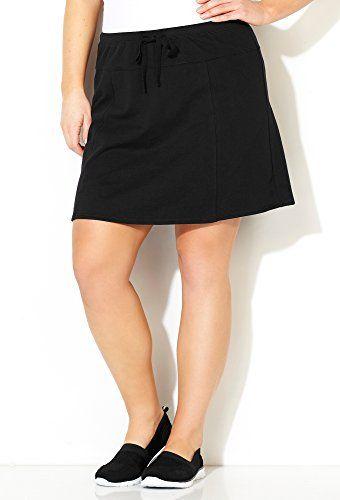 9556c475334 Fashion Bug Womens French Terry  Skort www.fashionbug.us  PlusSize   FashionBug