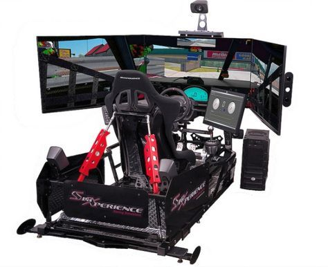SimXperience Stage 5 Motion Racing Simulator_3 | vr in 2019 | Racing
