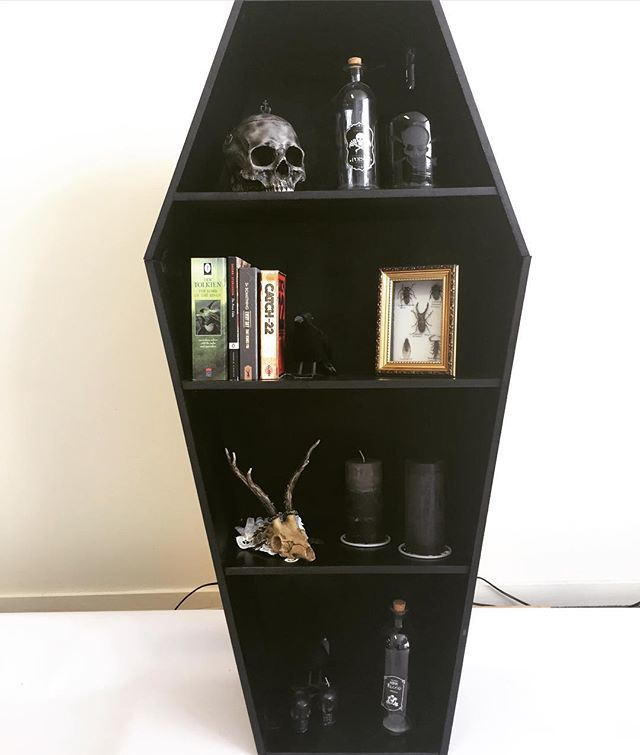 Gothic Home Decor, Goth Home Decor