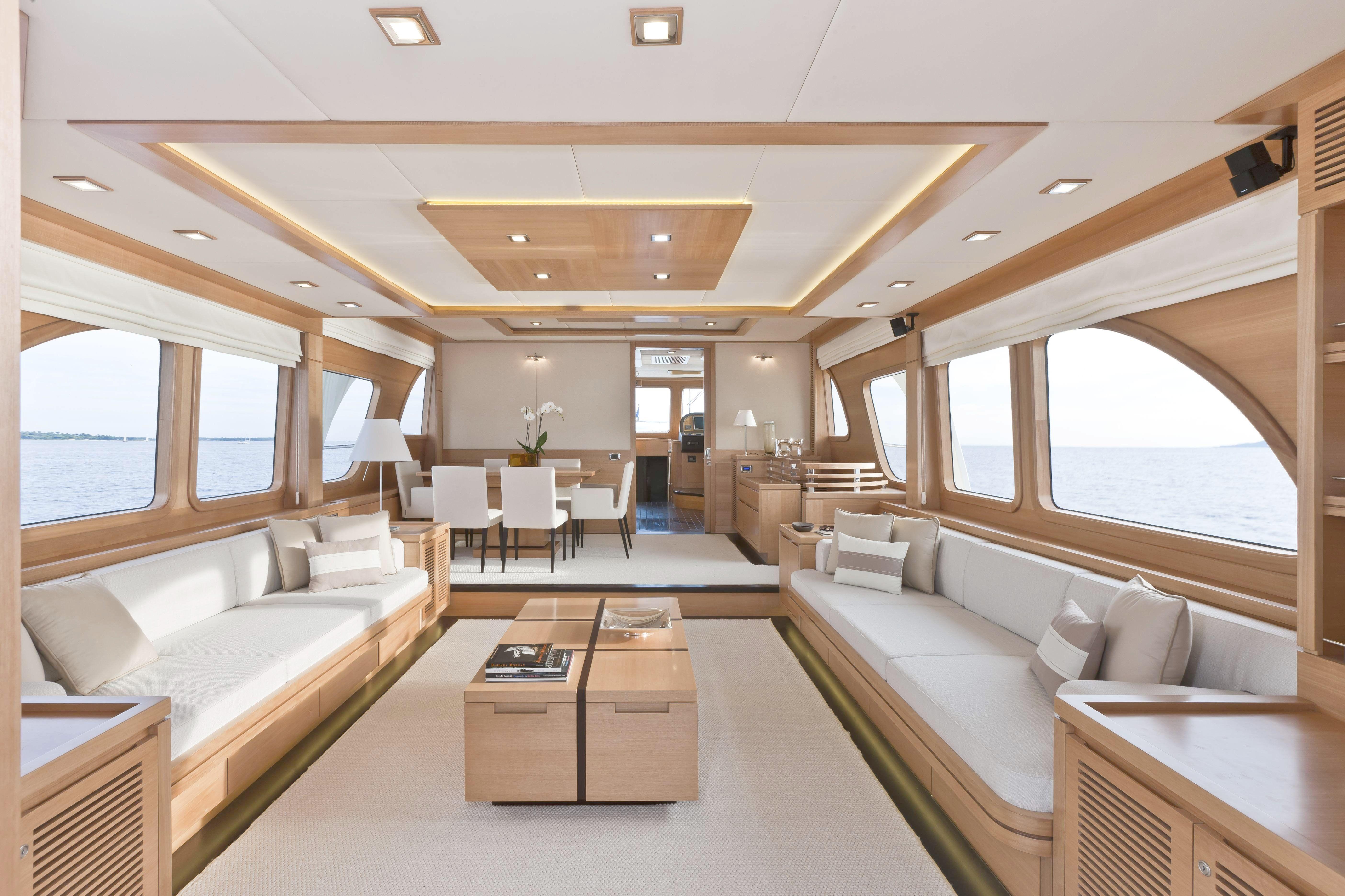 Boat Interior Design Modern Simple Boat Interior Design Modern