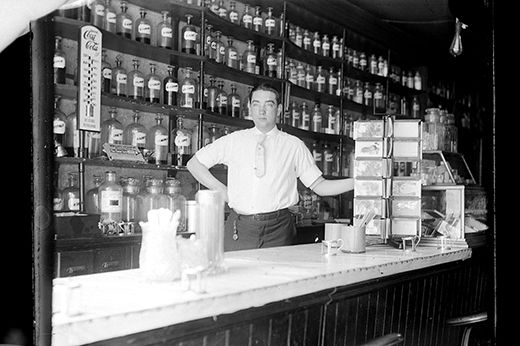 Are there any york county pharmacies with old fashioned for Old fashioned ice cream soda fountain