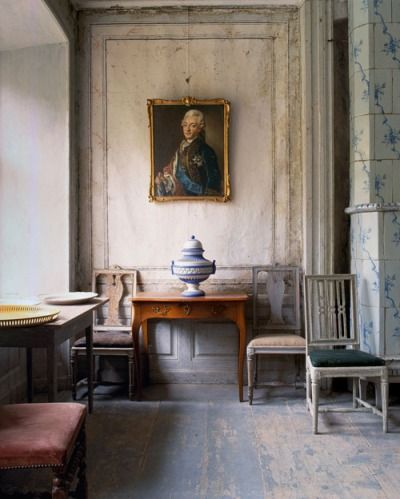 (via The Art of the Interior |)
