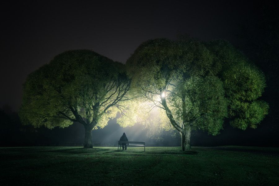 Night at the Park by Mikko Lagerstedt on 500px