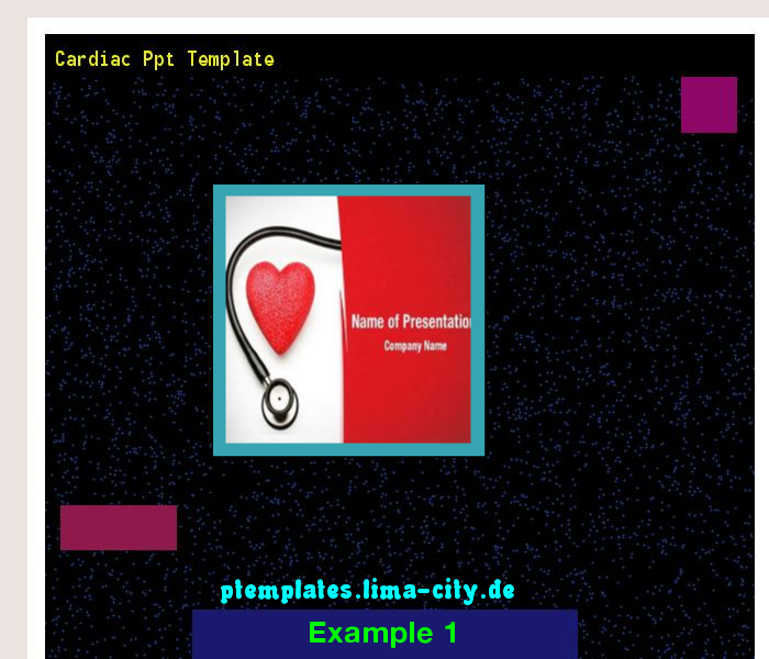 Cardiac Ppt Template Powerpoint Templates 13511 The Best Image