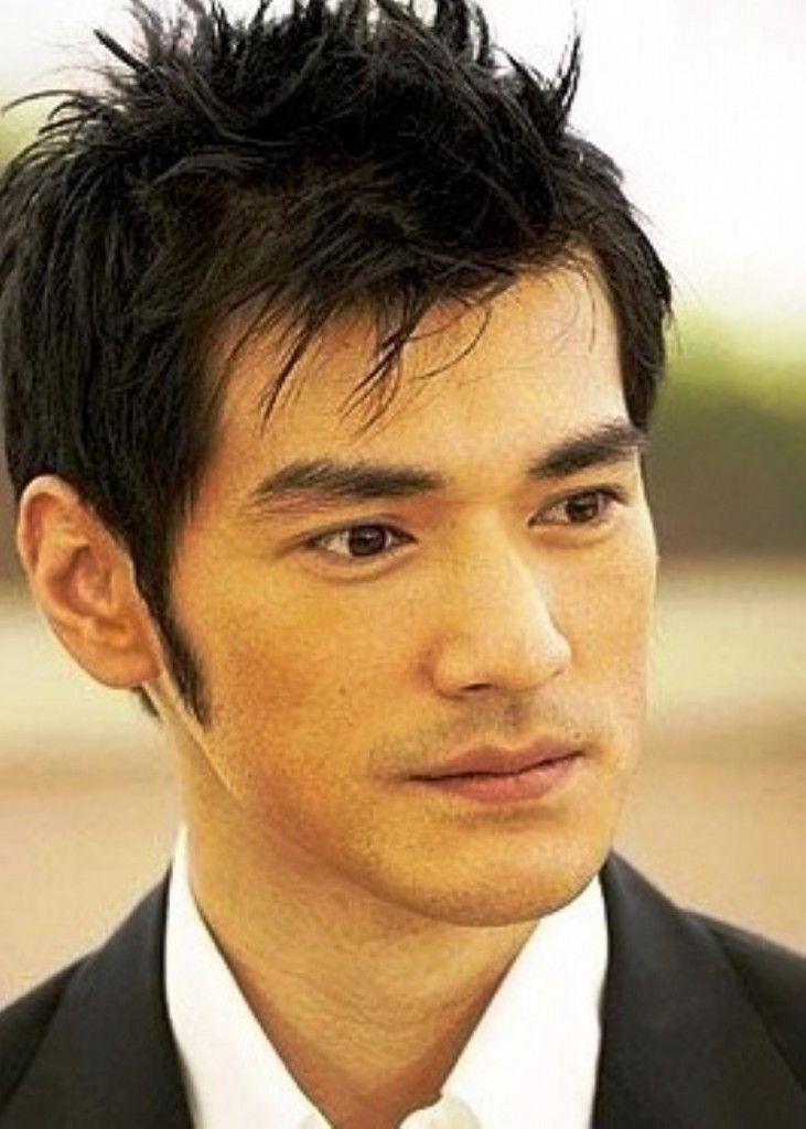 Asian Men Spiky Hairstyles 2012 For Short Hairlarge 13 Popular
