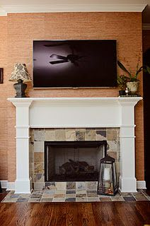 Walking The Talk New Homes Family Room Colors Fireplace Remodel
