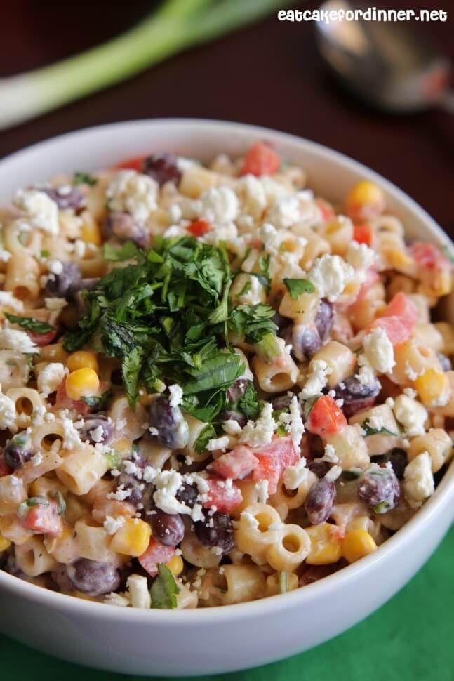 Mexican Pasta Salad
