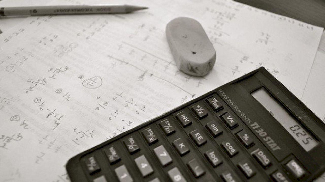 كيف اطلع النسبة المئوية Electronic Products Calculator