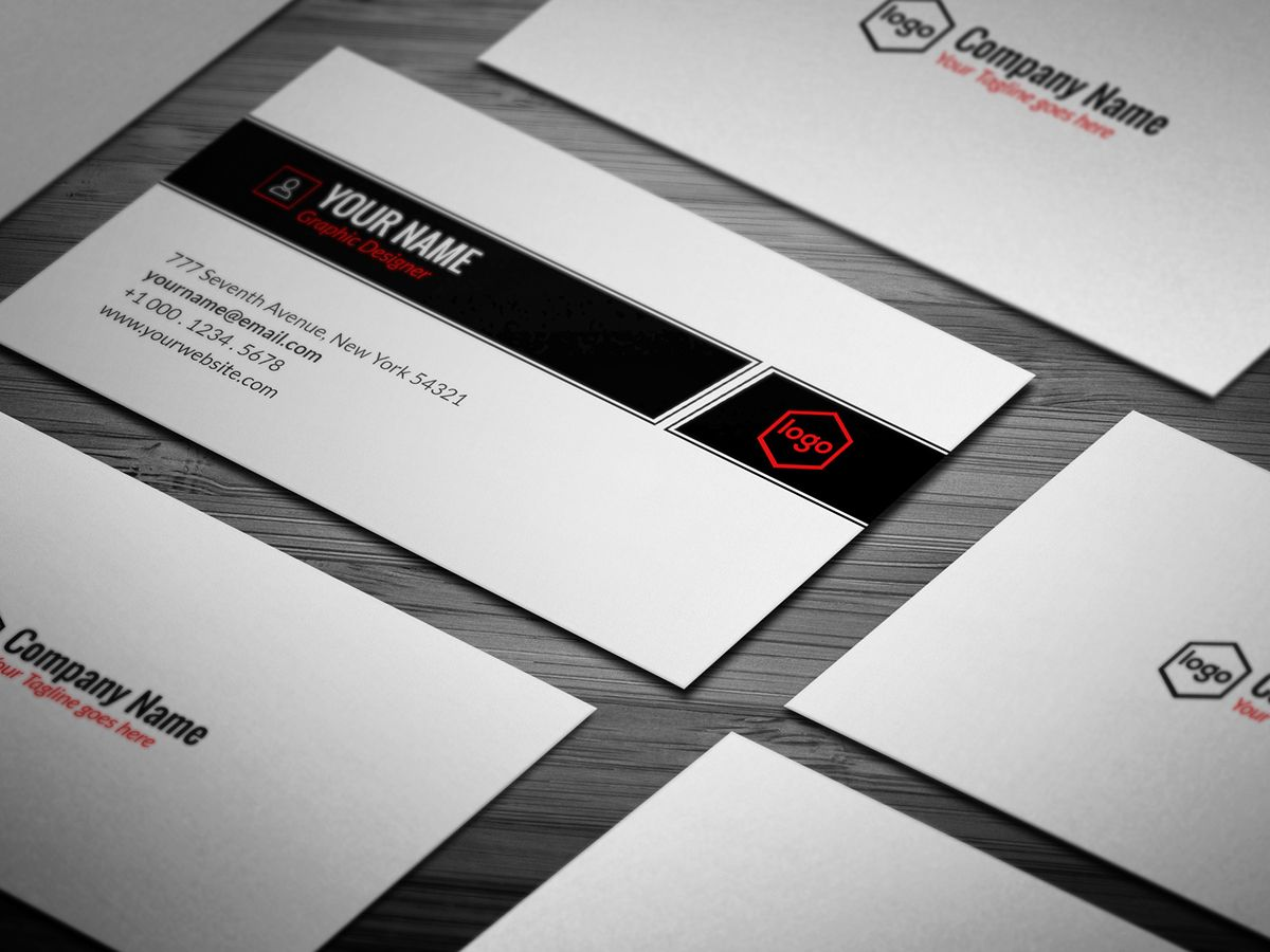 10 Free Professional Generic Business Card Templates On Pertaining To Generic Business Card Template Word Free Business Card Templates Business Card Template
