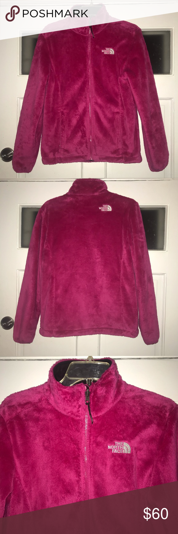 Fuzzy North Face Hot Pink Hot Pink Fuzzy North Face Jacket Warm And Cozy Perfect For Fall And Winter Great Conditio North Face Jacket The North Face Hot Pink [ 1740 x 580 Pixel ]