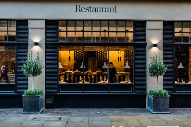 Monmouth kitchen italian peruvian tapas restaurant - Restaurant exterior design ideas ...