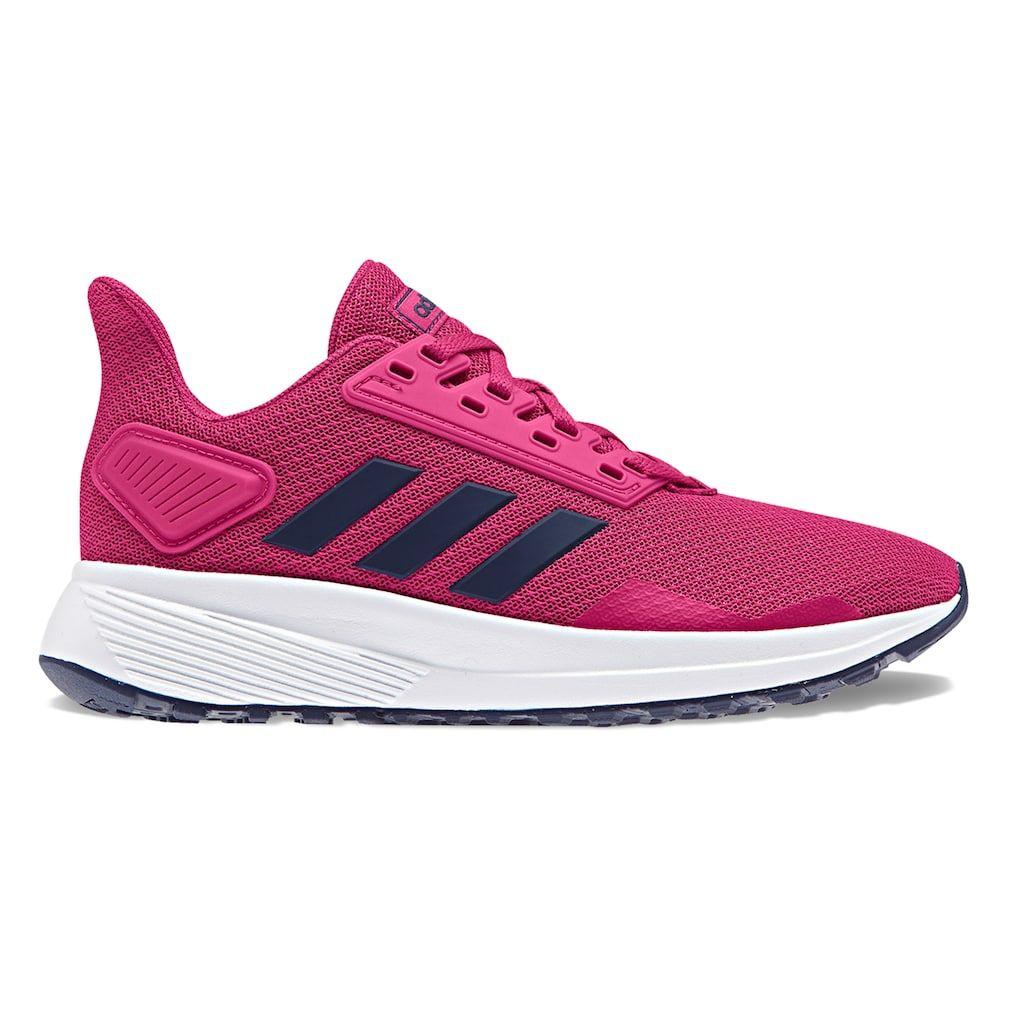 Adidas Duramo 9 Girls' Sneakers, Size: 2, Brt Pink   Kids ...
