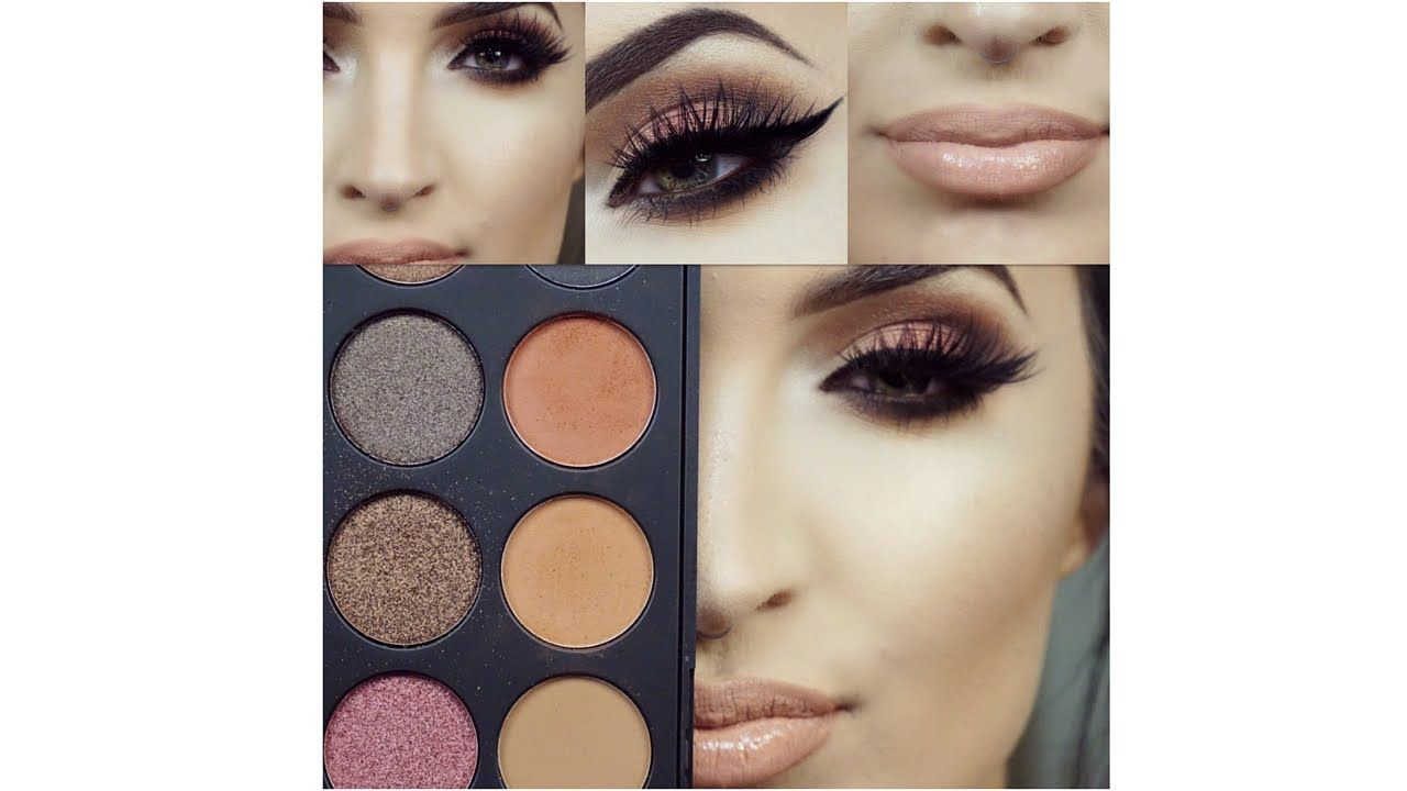 Morphe 35k eyeshadow palette review beauty in bold - New Morphe 35f Palette Review And Tutorial