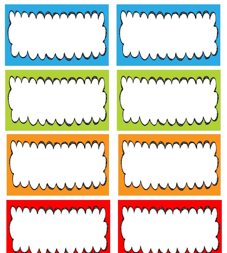 photograph relating to Printable Name Tags for Preschool named preschool track record tag printables Mastering and Coaching With