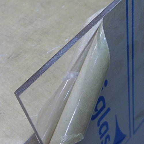 Acrylic Cast Acrylic Clear Sheet 1 8 X 12 X 24 Retailp Cast Acrylic Plastic Manufacturers It Cast