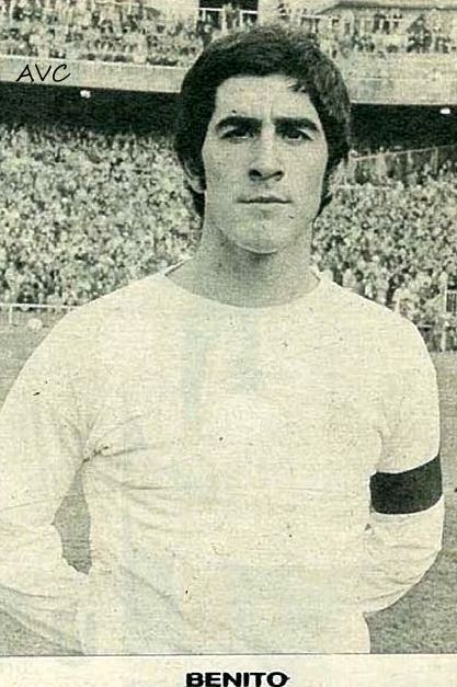 BENITO (R. Madrid - 1974)