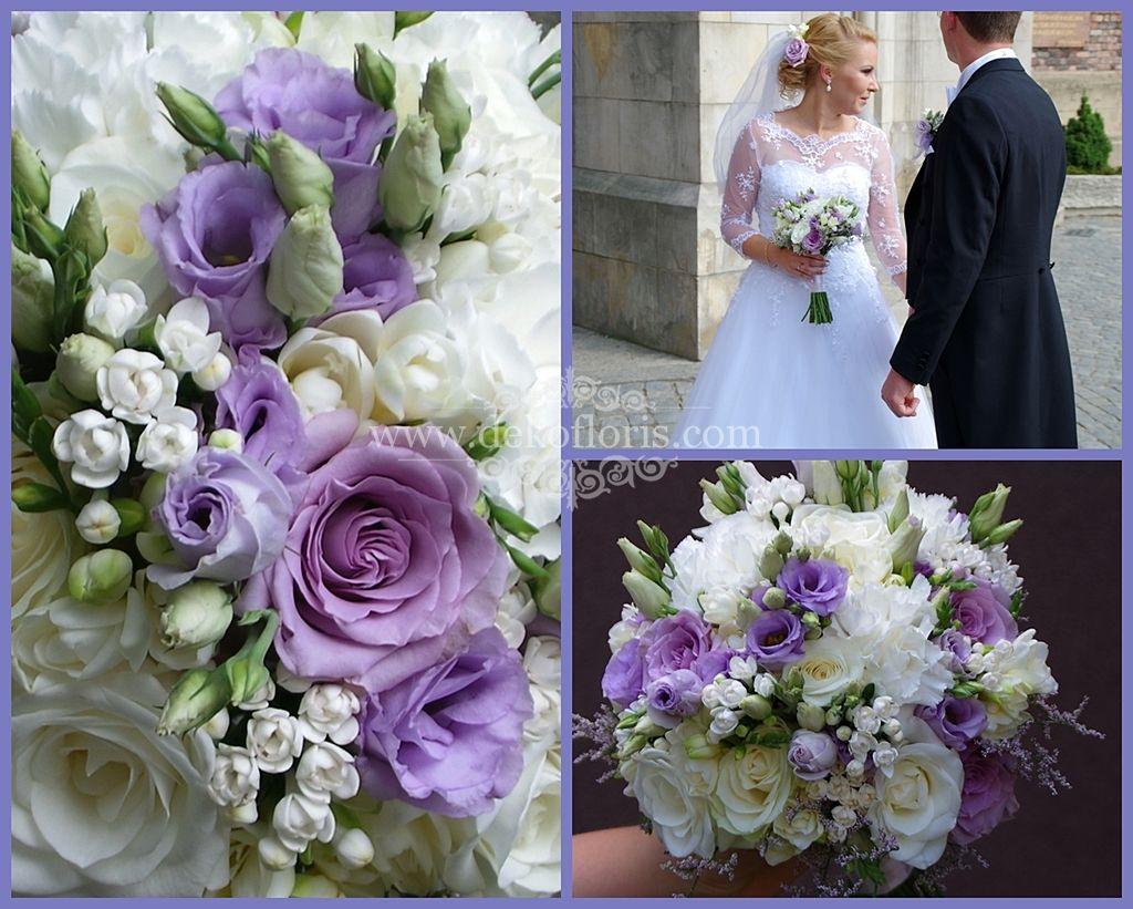 Znalezione Obrazy Dla Zapytania Bialo Rozowo Fioletowy Bukiet Slubny Wedding Planning Floral Wreath Floral